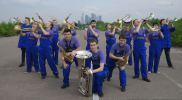 Духовой оркестр на праздник